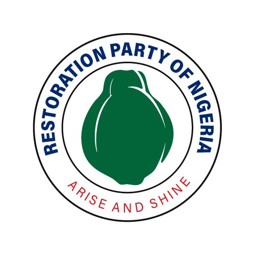 restoration party emblem logo design