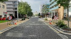 Swansea city centre's new two-way road system now open