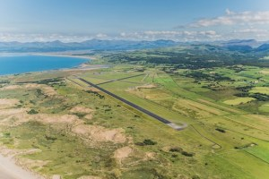 Over £7m awarded for Llanbedr Airfield access road