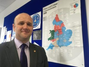 """Carmarthenshire's police and crime commissioner reacts to new """"fire-break"""" restrictions"""