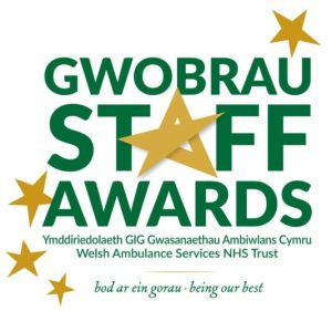 Welsh Ambulance Service honours staff and volunteers at their 2020 awards
