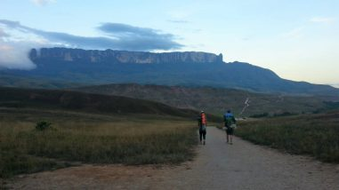 Mount Roraima; © Tales of a Backpacker