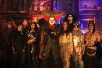 Halloween Fright Nights 2017