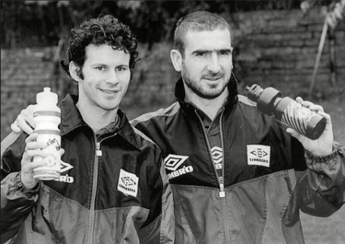 eric cantona and giggs