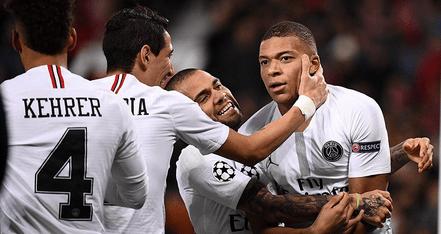Tanpa Neymar Dan Cavani, MU Masih Kalah Dari PSG