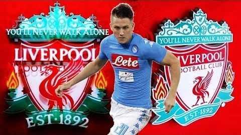 pemain Piotr Zielinski akan ke club Liverpool
