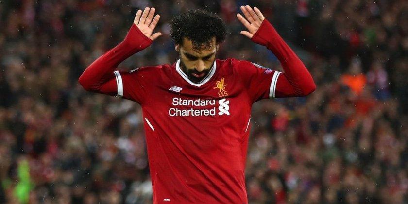 Pemain Bintang Muhamed Salah