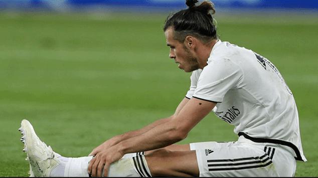 Gareth Bale Mengalami Cedera Namun tidak parah, Konfirmasi dari Real Madrid