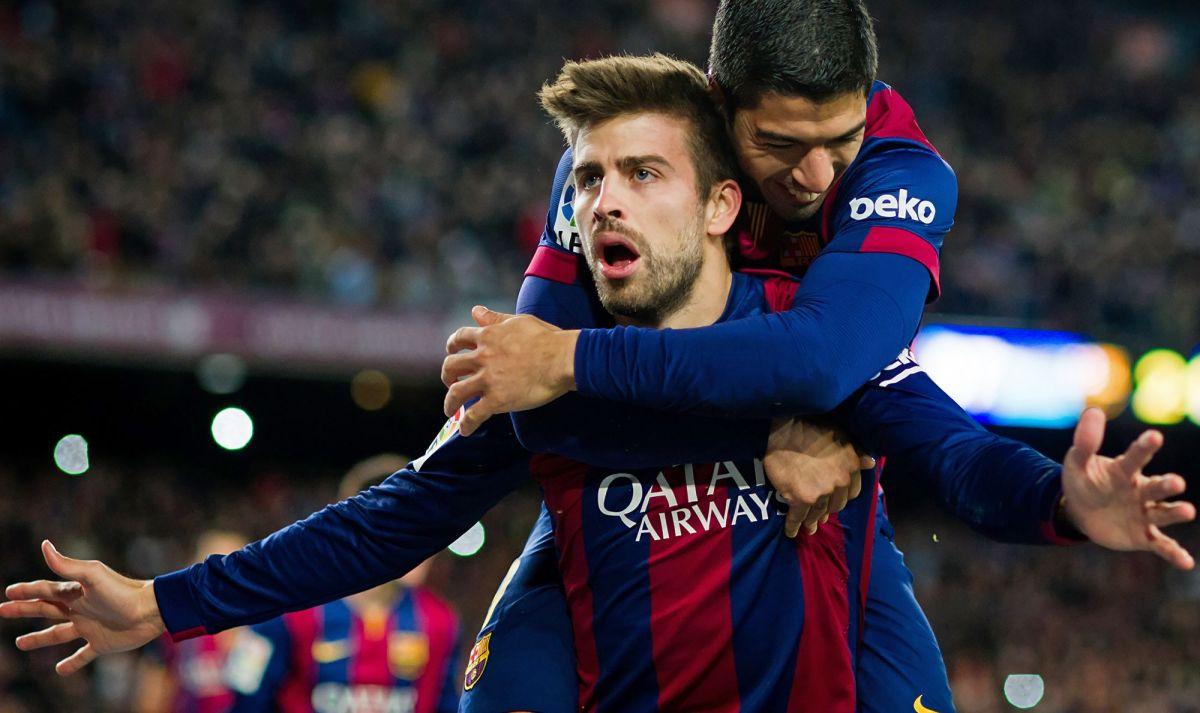 Pique Yakin Madrid dan Tim Lain Tak Mampu Samai Rekor Barca