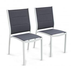 2 fauteuils multi positions naevia