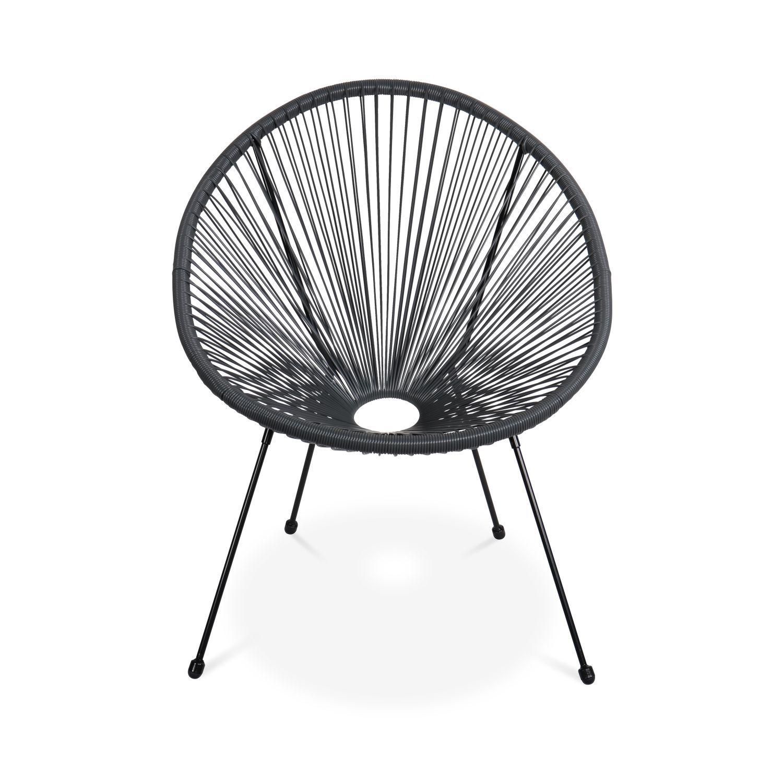 Egg Designer Retro Bistro Chair
