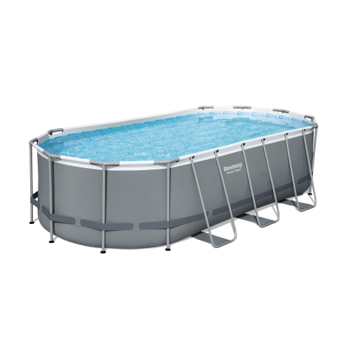 kit piscine complet bestway spinelle grise