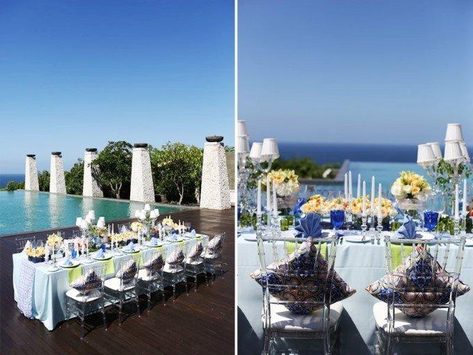 Dekorasi Pernikahan Dekorasi Pantai Pict