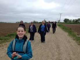 St Denys Sponsored Walk Fun