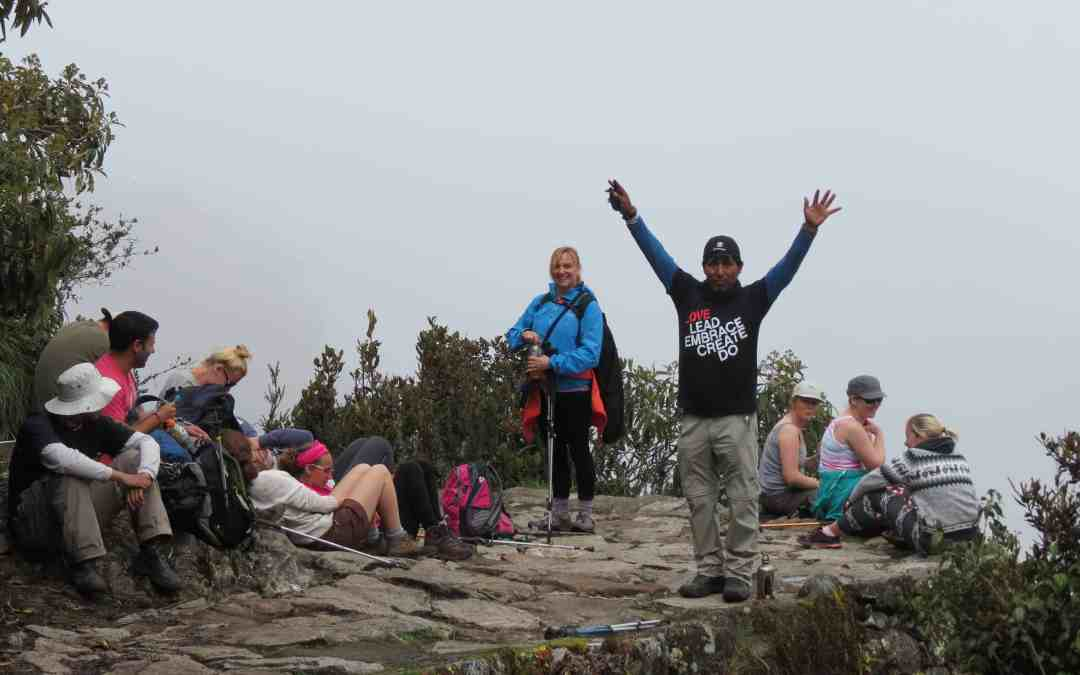 Conquering the Inca Trail with Raynaud's Disease