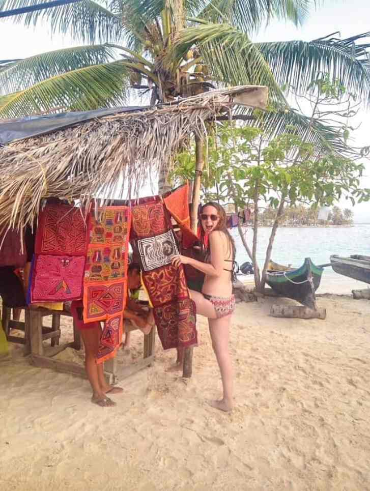 Moola's on the San blas islands