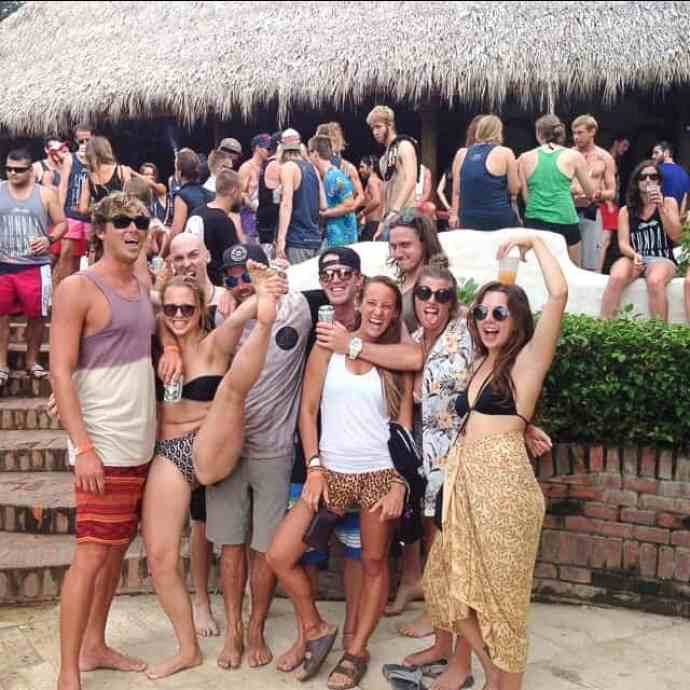 Sunday fun day pool party nicaragua