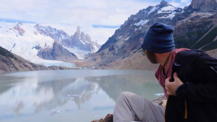 grande glacier el chalet argetina