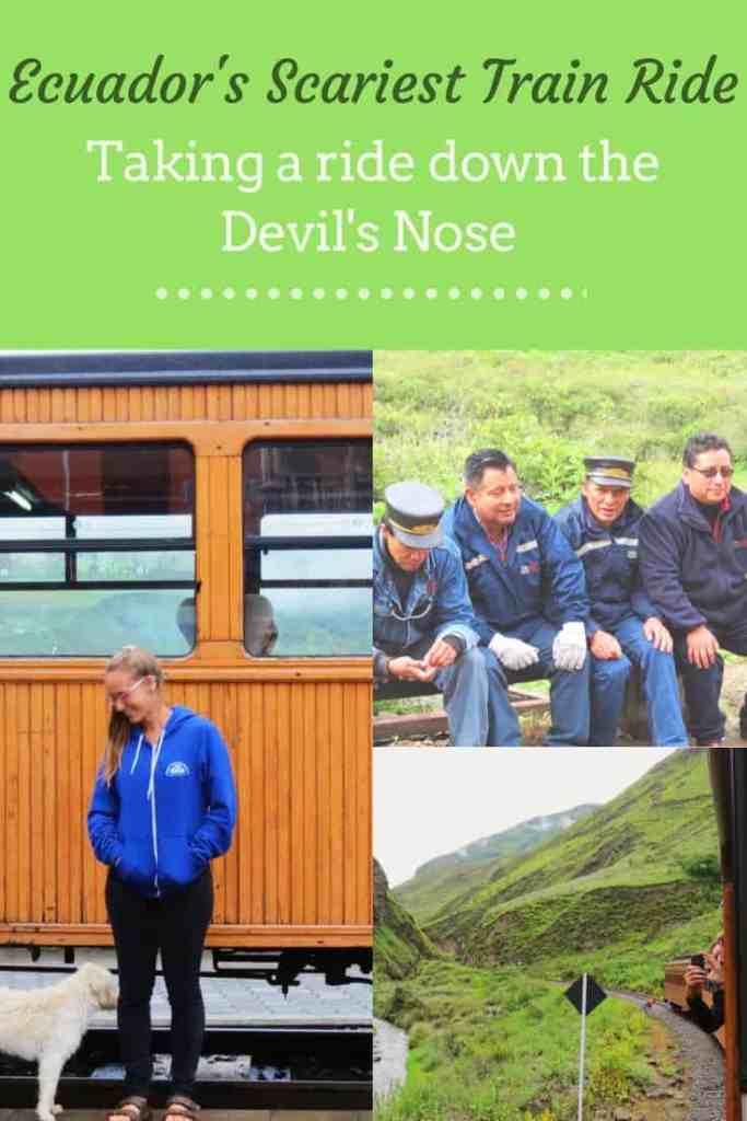 most dangerous train ride in ecuador