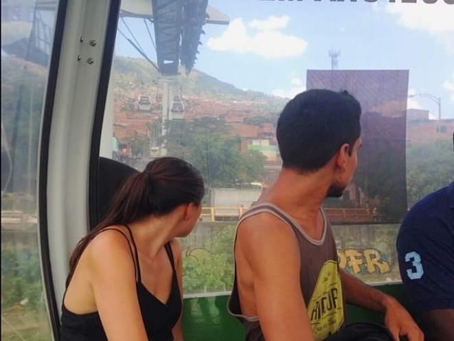 Cable Car trip to Santo Domingo