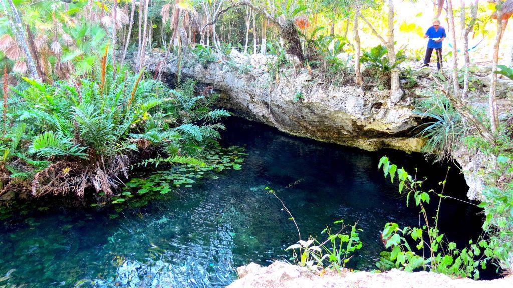 Cenote Cristliano