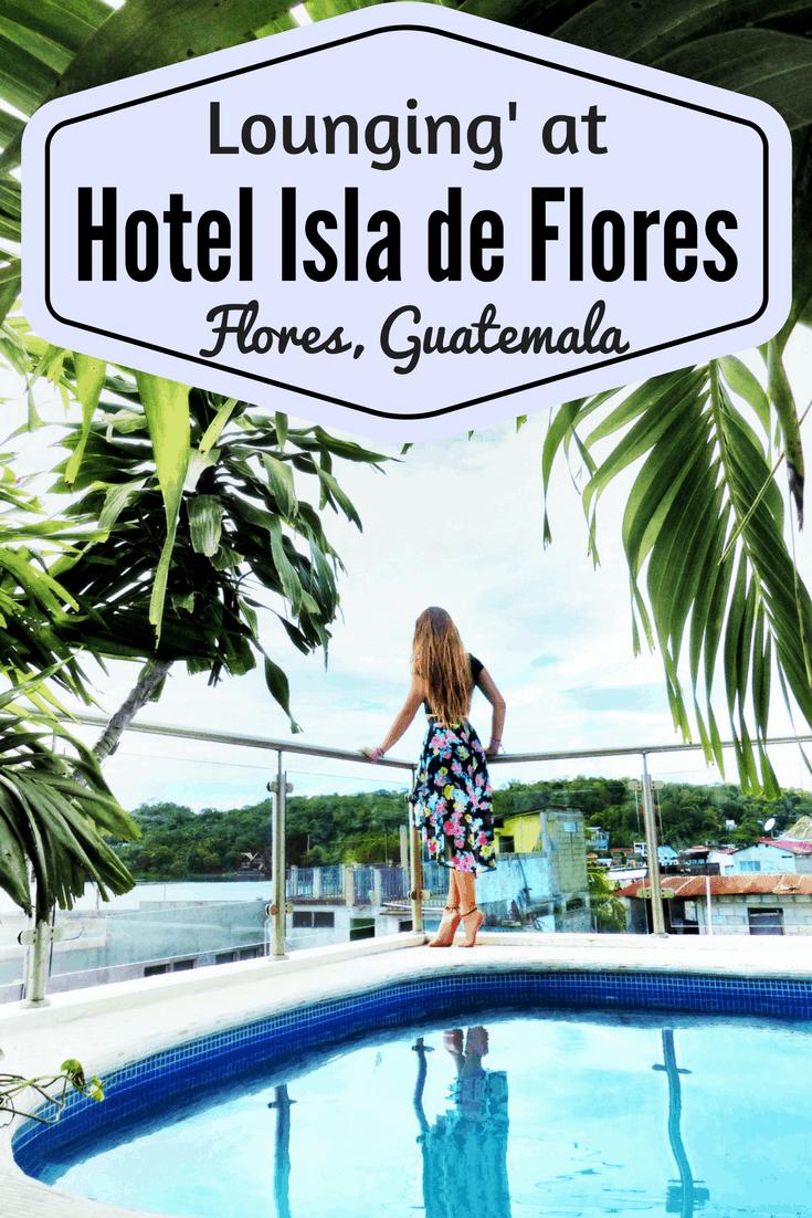 Hotel Isla de Flores pin
