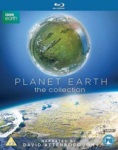 planet earth blue ray collection