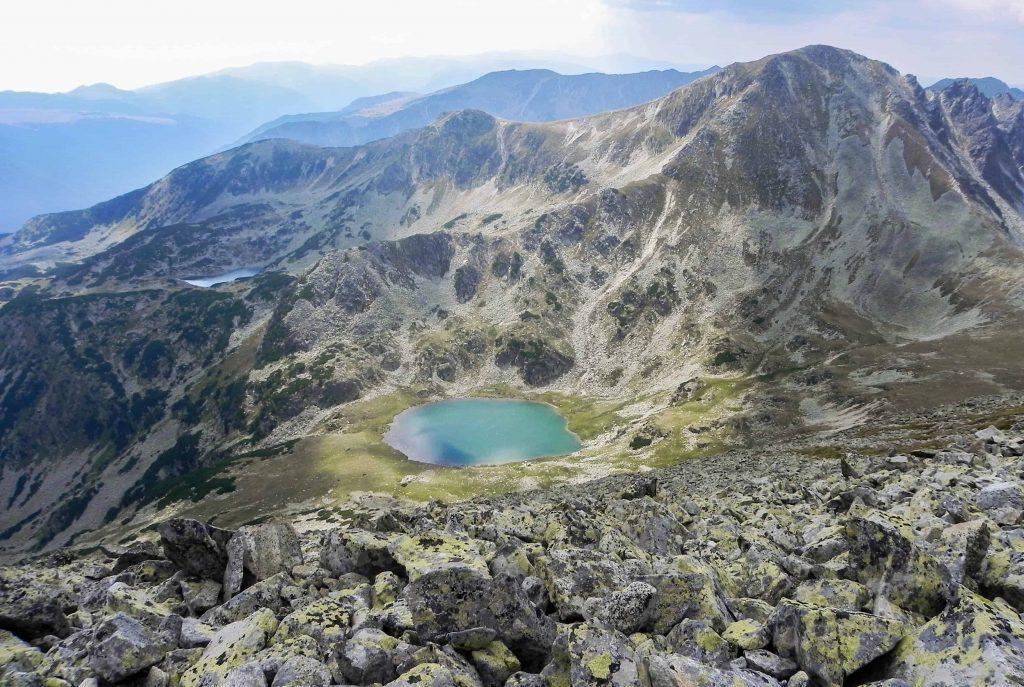 hiking the retezat mountains in Romania