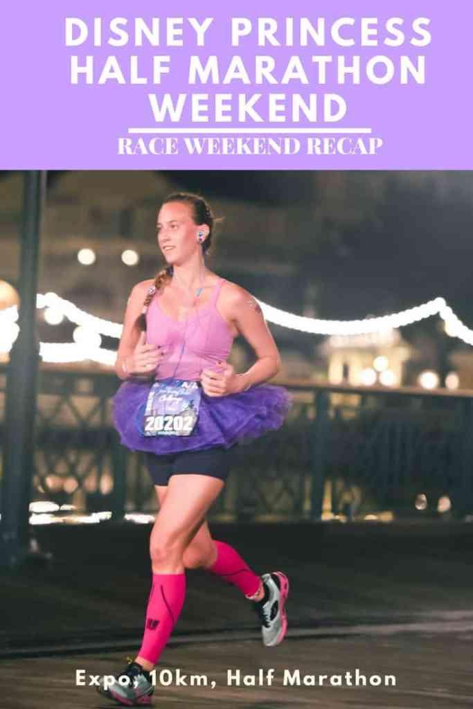 2018 Disney Princess Half Marathon Race Recap