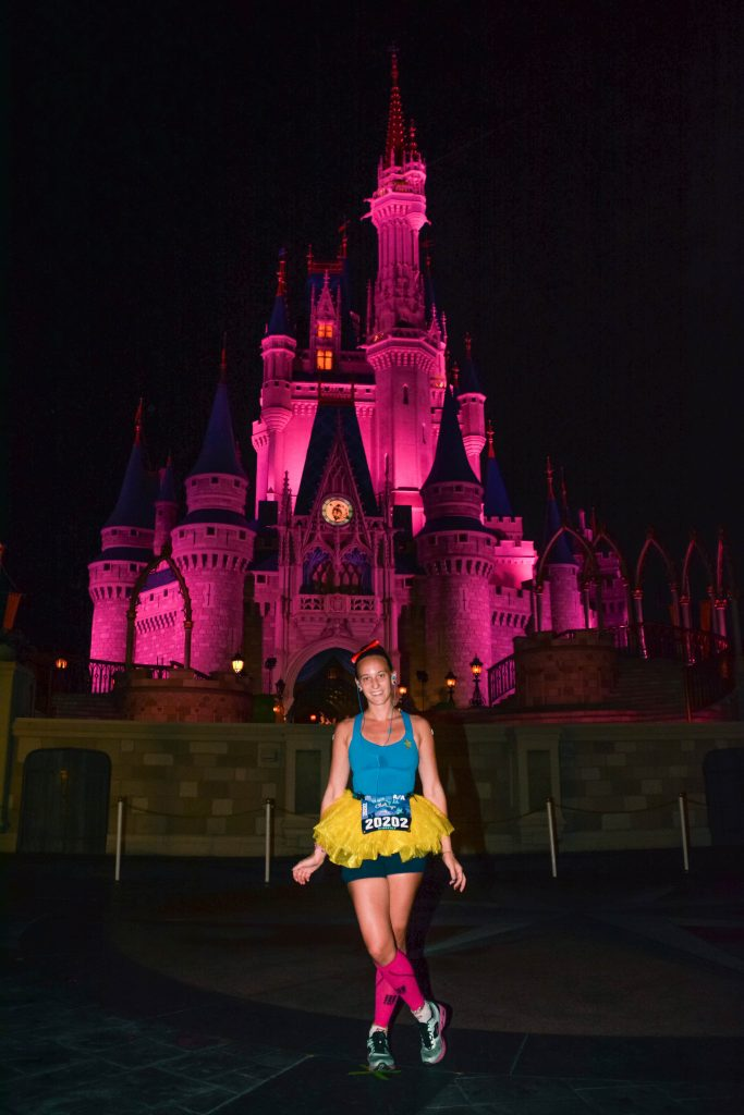 run disney princess half marathon castle