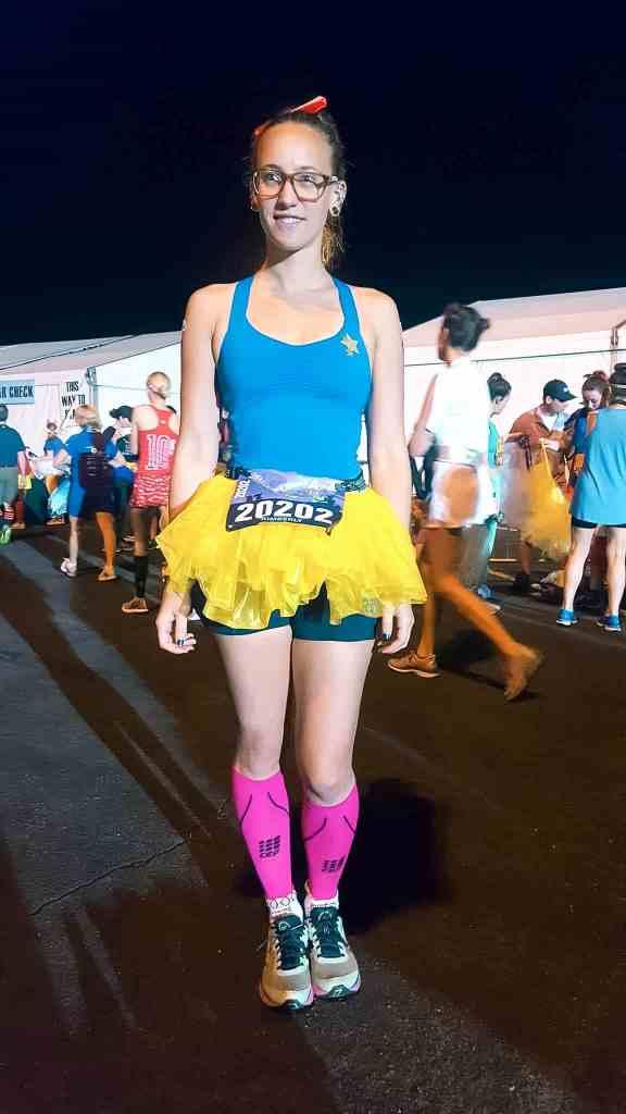 Disney Princess Half Marathon start