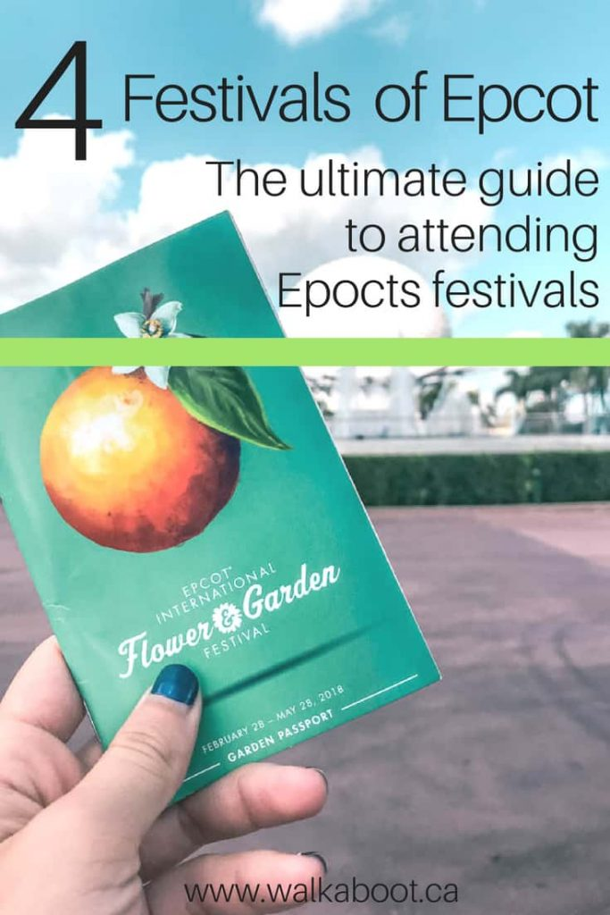 Planning a Walt Disney World vacation can seem more complicated than it is. Use this guide to festivals at Epcot to help decide when to visit Walt Disney World resort in Orlando, Florida.