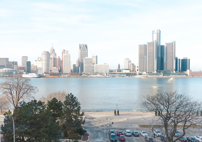 what to do in windsor ontario walk the detroit river