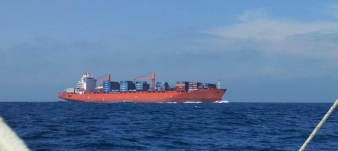Culatra bis La Coruña – 1. Woche auf See