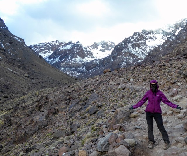 Climbing Mount Toubkal in Morocco by Walkabout Wanderer Keyword: trekking, Walking, hiking, Morocco, Mount Toubkal, North Africa, Travel Blogger, traveller
