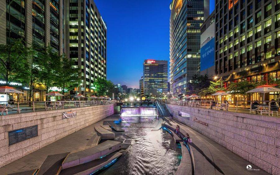 Streamlining Seoul: The Cheonggyecheon Stream