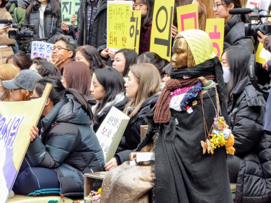 Seoul Searching for Comfort Women