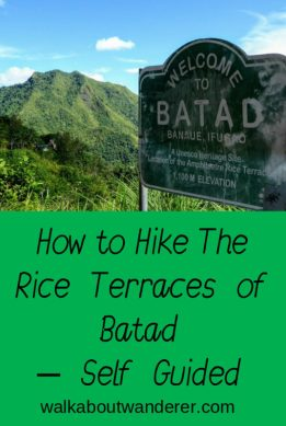 Rice Terraces of Batad