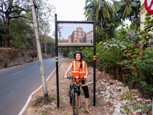 Cycle Tour of Old Goa