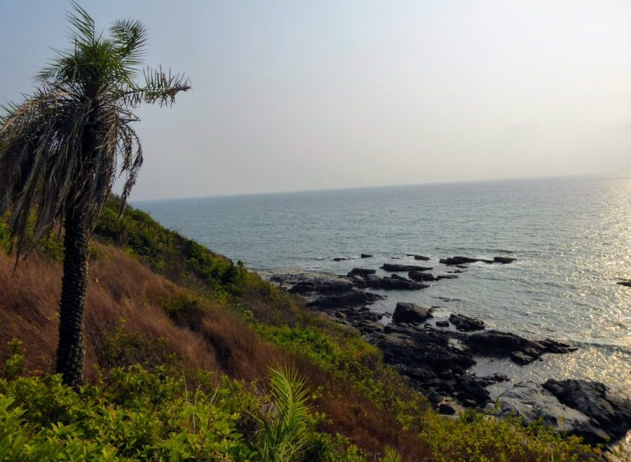 Sea Breeze Hiking in Goa