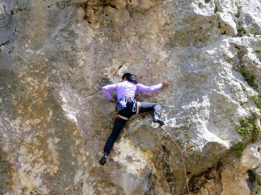 Rock Climbing in Turkey