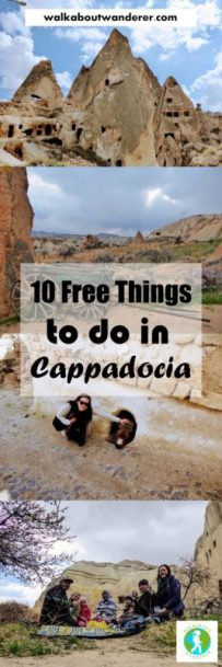 10 free things to do in Cappadocia Turkey