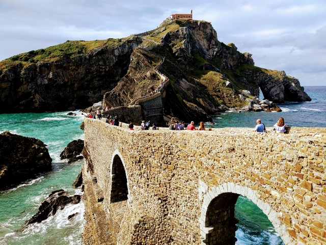 Taking the Pilgrimage to San Juan de Gaztelugatxe in Spain