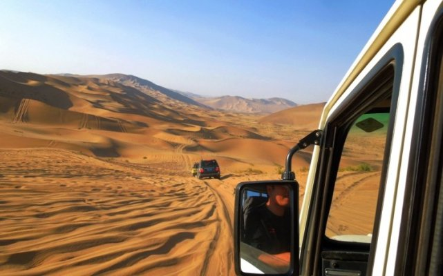 Must See Places During Silk Road Trip