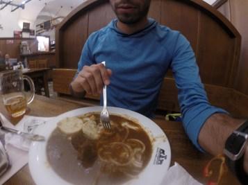 Something Yummy at U Medvídků, Prague