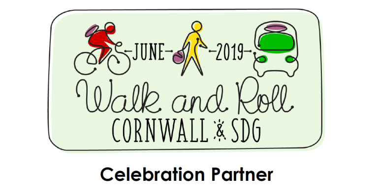 Become a Walk and Roll Month Celebration Partner