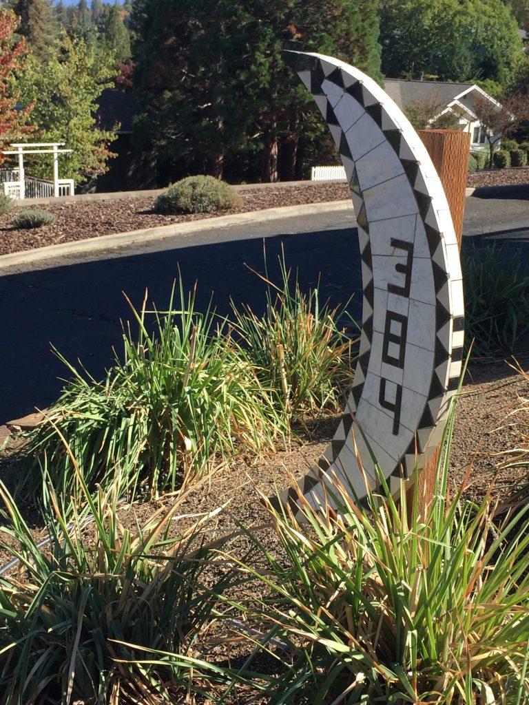 Ashland, yard art