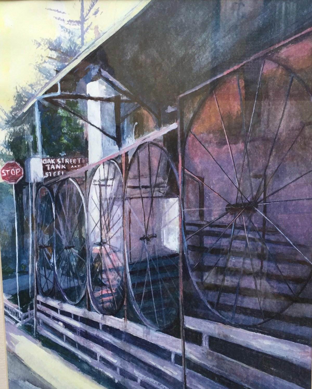 A Street: The History of  OAK STREET TANK & STEEL