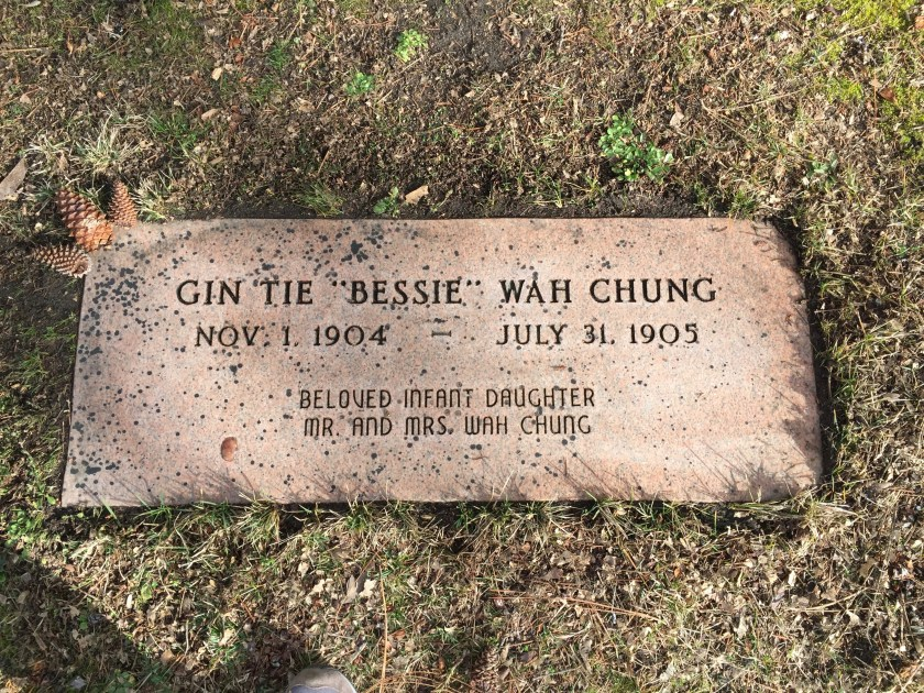 Gin Tie Wah Chung, Ashland Chinese