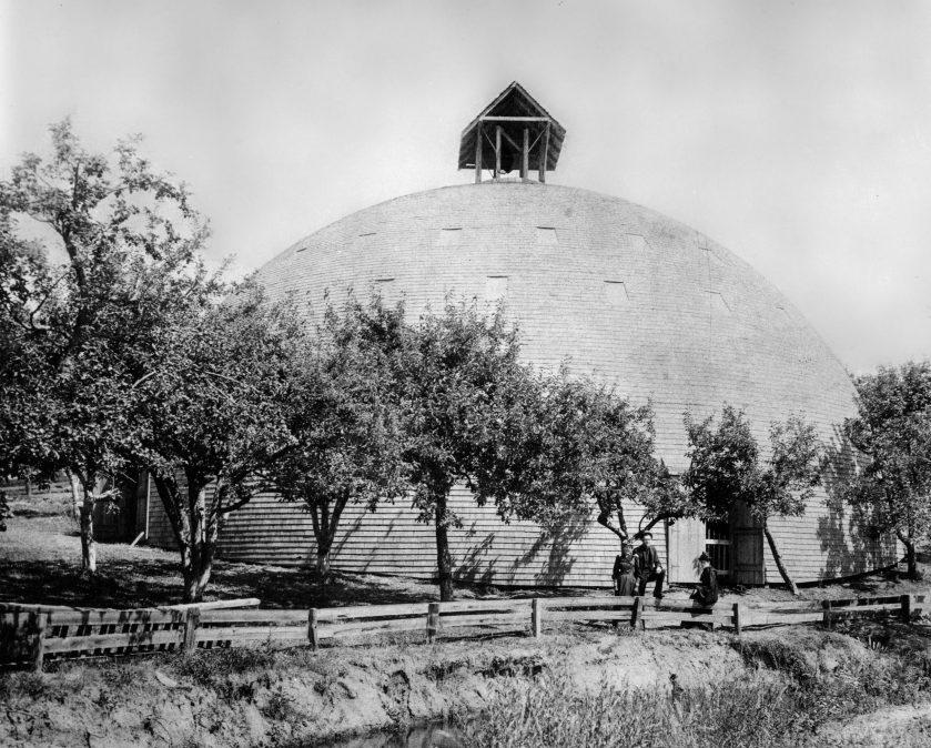 Ashland Chautauqua building 1893